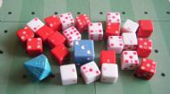 Twenty six dice
