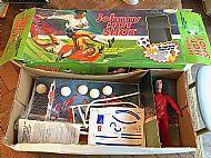Johnny Hot Shot set repaired box