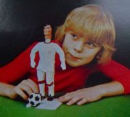 White plastic figure REALLY wanted!