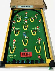 Kay Cup Final pinball bagatelle