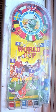 Marx world cup 70 bagatelle