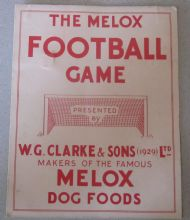 Melox Football Game