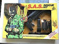 SAS Rescue Kit play set