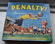 1st edition Penalty game