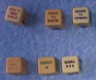 Six dice game