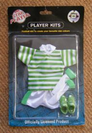 Extra kit packs Celtic