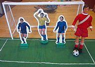 Steve Goalgetter Goal Game