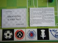 Shooting cards