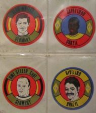 1970 World Cup players