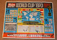 Sun Mexico70 world cup poster