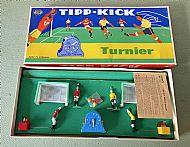 Tipp Kick with clock scoreboard