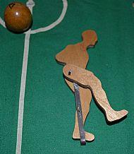 Kicking mechanism