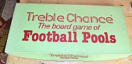 Treble Chance football pools game