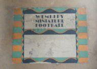Wembley Miniature game