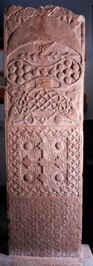 pictish stone rosemarkie