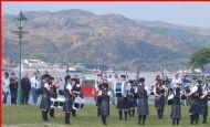 Lochalsh Junior Pipe Band