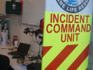 BDMLR Incident Command Unit