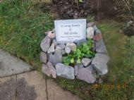 Memorial to Andrew Gordon