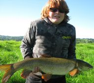 Matts first Dove barbel