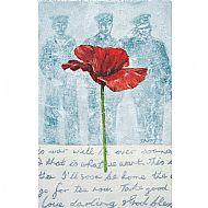 Remembrance Poppy 1 (Servicemen)