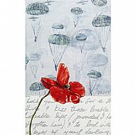 Remembrance Poppy 3 (Paratroopers)