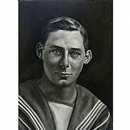 Ernie, Telegraphist (Portrait 8)