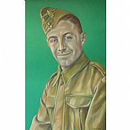 Soldier, Royal Army Medical Corps (Portrait 9)