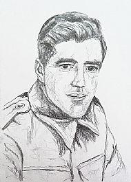 Sketch: Joe, WW2 Soldier