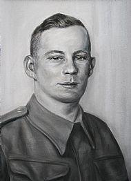 Soldier (Portrait 1)