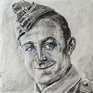 Soldier, Royal Army Medical Corps (Portrait 6)