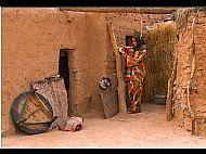 John R Simpson Award<br>Berber Girl at Home