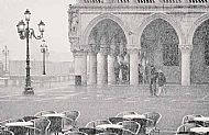 Blizzard in Venice