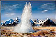 Selector's Award<br>Icelandic Geyser