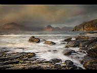 Landscape, Gold Medal<br> Elgol Storm