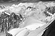 Mono, Silver Medal<br>Coming up Chamonix