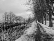 Dingwall Canal (infrared)