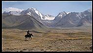 Lone Rider, Kygystan