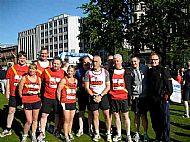 Edac @ Belfast marathon 2/5/2011