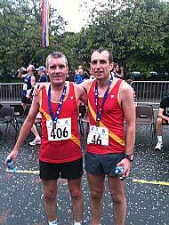 Newry Half Marathon /full   3/6/2011
