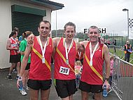 Cookstown Half Marathon 2012