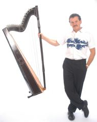 ANDY AND SOUTH AMERICAN HARP