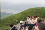 More fundraising - Ben Lomond 2003