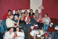 Secret Santa - Janice's Couch 2004