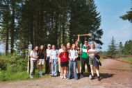Even more fundraising - (a bit of ) West Highland Way 2004