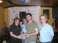Hilda Dooley, Player of Tournament - Tara 2006
