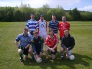 The Republic of Ireland Team