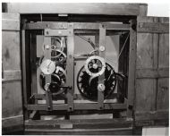 Refurbished clock mechanism