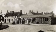 Atkinson's Cafe and Garage c1930