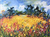 Field in Late Summer