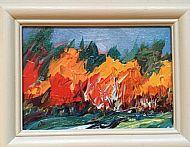 Flaming Autumn